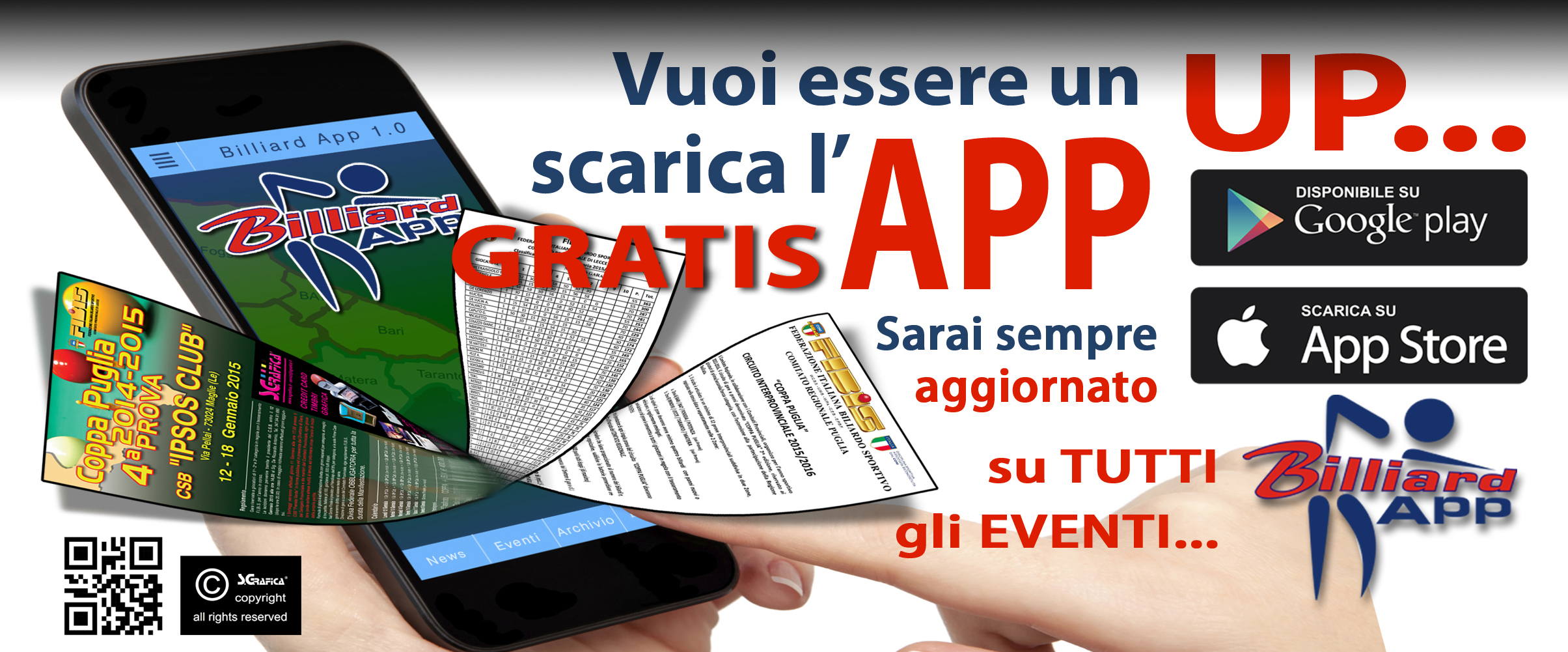 BilliardApp Carusell